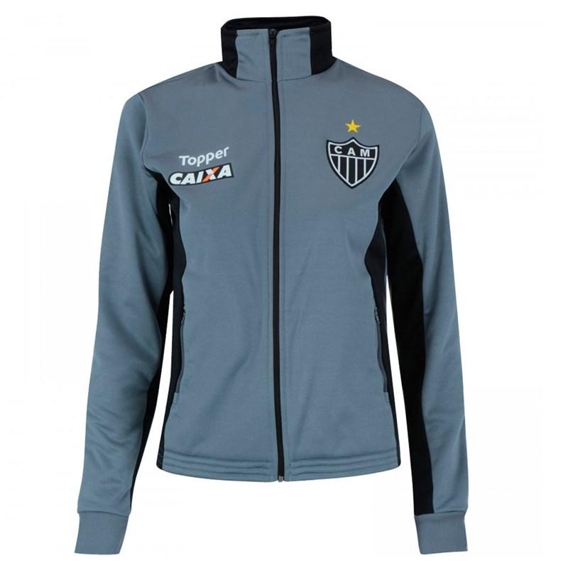 Jaqueta Topper Atlético Mineiro Viagem 2018 Feminina