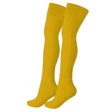 Kit 12 Pares de Meiões Penalty Storm - Amarelo
