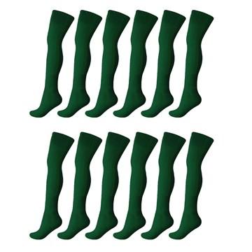 Kit 12 Pares de Meiões Penalty Storm - Verde