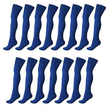 Kit 15 Pares de Meiões Penalty Storm - Azul