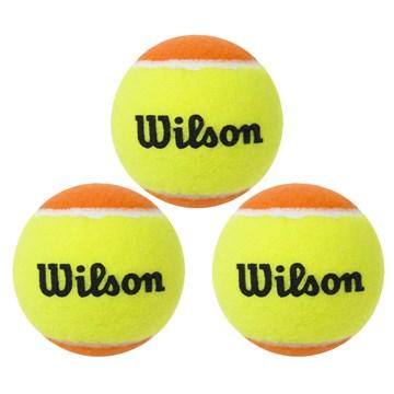 Kit 3 Bolas de Beach Tennis Wilson Tour Premier
