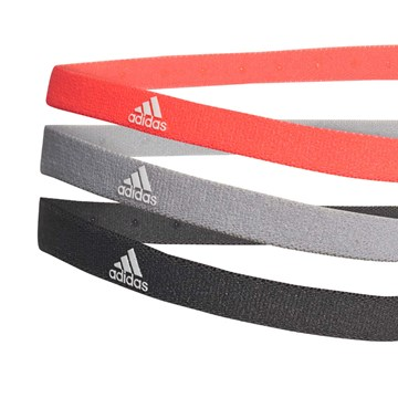 Kit 3 Faixas Adidas Hairband