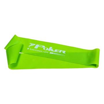Kit 3 Mini Bands Poker Leve/Média/Forte - Verde, Azul e Preto