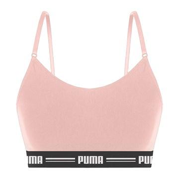 Kit 3 Tops Puma Modal Stretch Feminino
