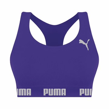 Kit 3 Tops Puma Nadador Sem Costura Feminino
