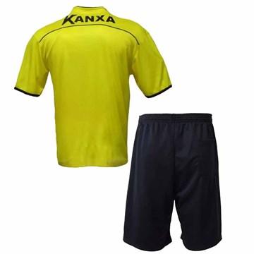 Kit Árbitro Kanxa Camisa + Bermuda