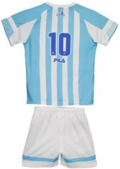 Kit Avaí Fila Oficial Infantil Camisa + Short