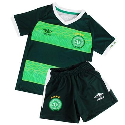 08a29765ab Kit Chapecoense Infantil Umbro 3A04002 - EsporteLegal