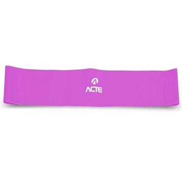 Kit de Faixas Elásticas para Exercícios Acte Sports Mini Band
