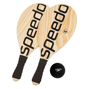 Kit Frescobol Speedo 2 Raquetes + 1 Bola