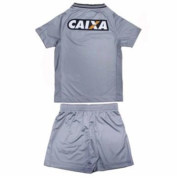 Kit Goleiro Topper Botafogo Oficial II 2018 Infantil