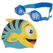 Kit Infantil Natação Speedo Fish