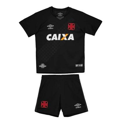 7bff407f02 Kit Infantil Umbro Vasco Oficial 3 17-18