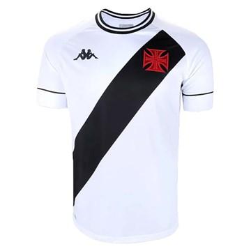 Kit Kappa Vasco 2020 Camisa II + Bermuda Supporter Masculino