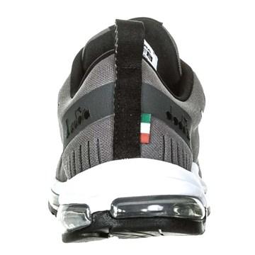 Kit Tênis Diadora Control Masculino + 3 Pares de Meia - Grafite e Preto