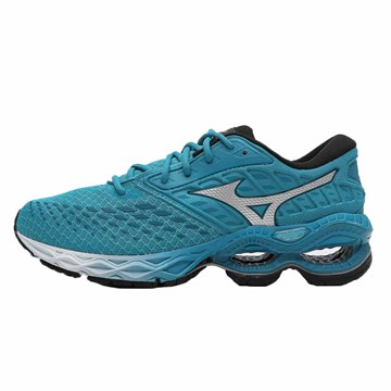 Kit Tênis Mizuno Wave Creation 21 Feminino + 3 Pares de Meia
