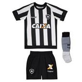 Kit Topper Botafogo 17/18 Infantil