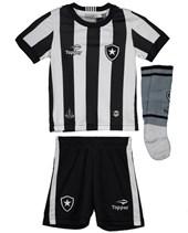Kit Topper Botafogo BFR Infantil 2016 4137544