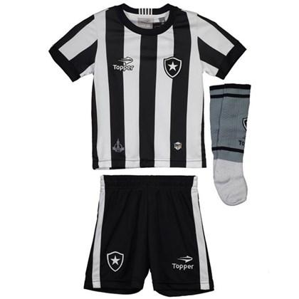 Kit Topper Botafogo BFR Infantil 2016 4137544 0f46791bd0360