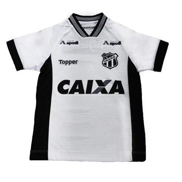 Kit Topper Ceará Oficial II 2018 Infantil
