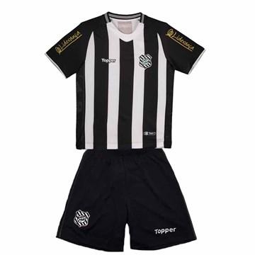 Kit Topper Figueirense Oficial I 2018 Infantil
