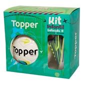Kit Topper Futsal Goleada II Infantil