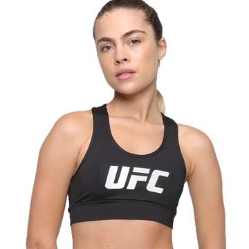 Kit UFC Top + Bermuda Essential Feminino