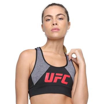 Kit UFC Top + Calça Legging Insert Feminino