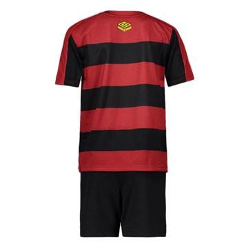 Kit Umbro Sport Recife Oficial I 2019 Infantil