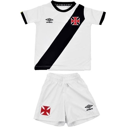 4258df360d Kit Vasco Oficial Umbro Junior 3V04001 - EsporteLegal