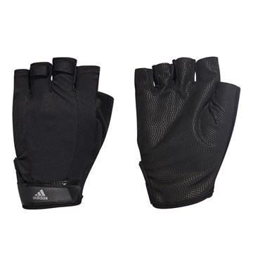 Luva Adidas Versátil Climalite Unissex - Preto