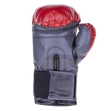 Luva de Boxe Everlast Treino Classic - Vermelho