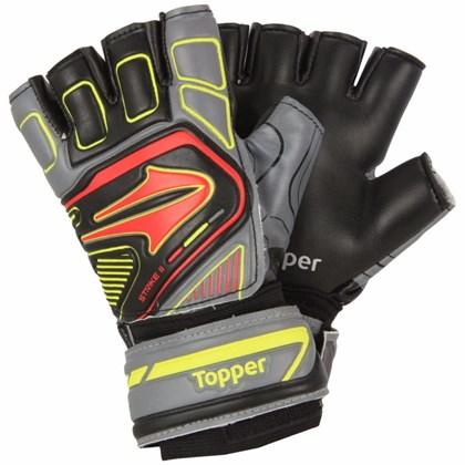 Luva de Goleiro Topper Futsal Strike 2 4e919021c66b6