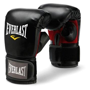Luva de MMA Everlast Treino - Preto