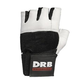 Luva Fitness DRB Dribbling King com Munhequeira