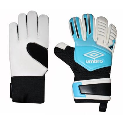 Luva Umbro Neo Pro Campo - Azul e Branco - Esporte Legal 0078d5893c27f