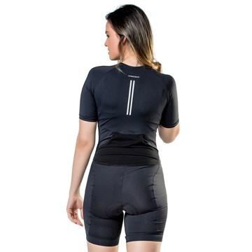 Macaquinho Ciclismo Elite 119976 Feminino