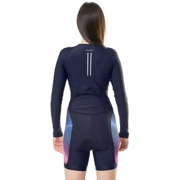 Macaquinho Ciclismo Elite 119998 Feminino