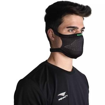 Máscara Penalty Antiviral Block Pro - Preto