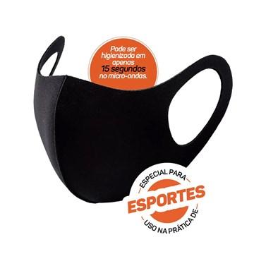 Máscara Poker Multiesportiva Para Proteção Facial