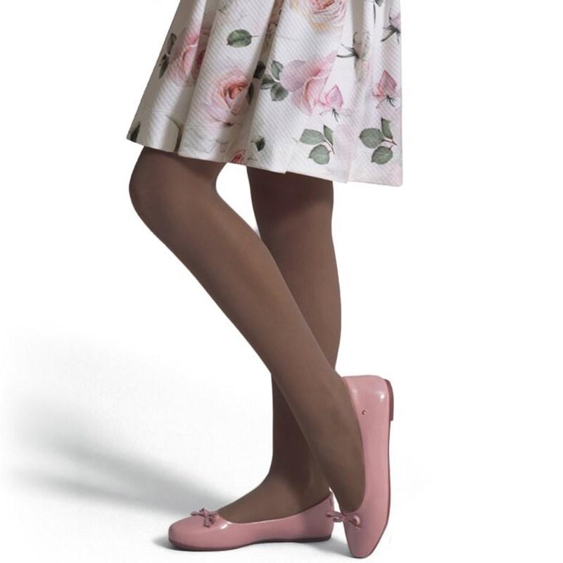 Meia-Calça Selene Básica Fio 20 Infantil
