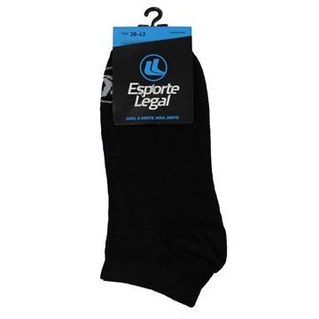 Meia Esporte Legal Masculina Invisível