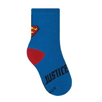 Meia Selene Liga da Justiça Superman Infantil