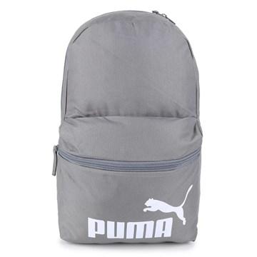 Mochila Puma Phase - Cinza e Branco