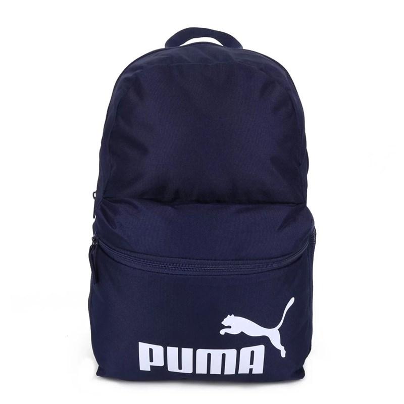 Mochila Puma Phase - Marinho e Branco