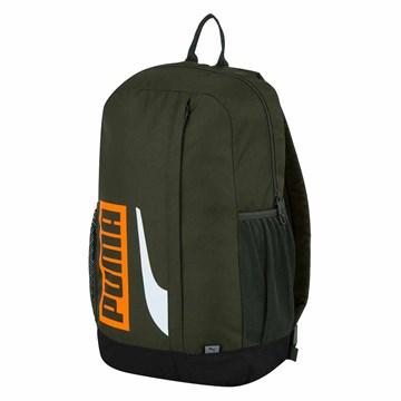 Mochila Puma Plus Backpack II - Verde