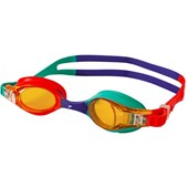 Óculos Natação Poker Symi Color Júnior Ultra