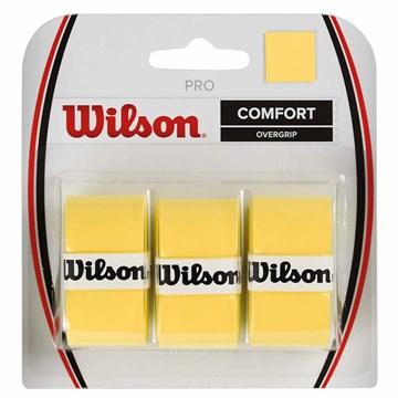 Overgrip Wilson Pró - Amarelo