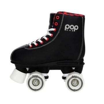 Patins Divoks Quad Pop One Infantil - Preto