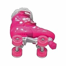 Patins Roller Derby Froes Quad Roller Star Princess